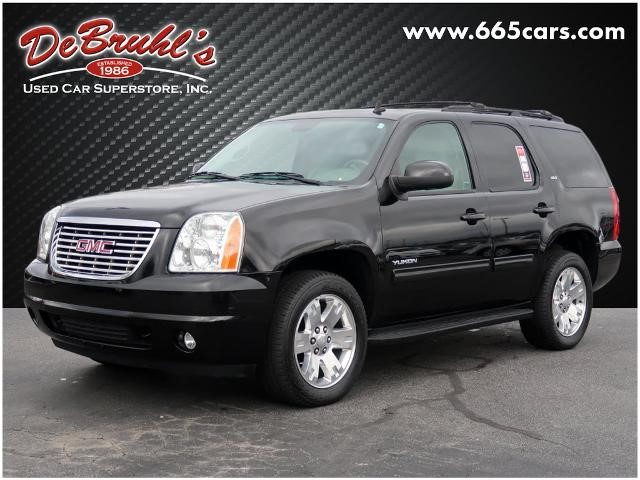 Picture of a used 2013 GMC Yukon SLT