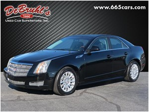 Picture of a 2010 Cadillac CTS 3.0L V6 Luxury