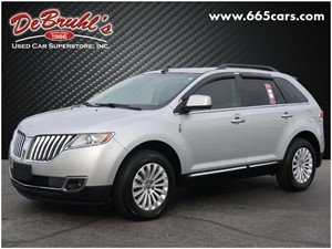 Picture of a 2011 Lincoln MKX Base