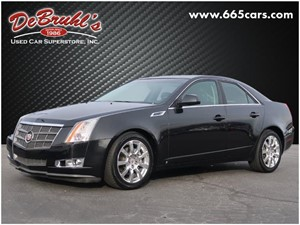 Picture of a 2009 Cadillac CTS 3.6L V6