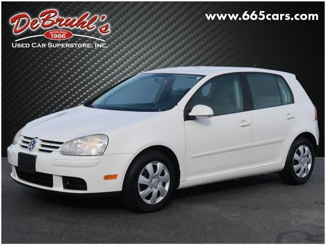 Picture of a used 2009 Volkswagen Rabbit S PZEV