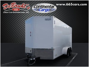Picture of a 2021 Continental Cargo CCS716TA2 Cargo Trailer (New)