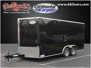 Picture of a 2021 Continental Cargo CC8.516TA2 Cargo Trailer (New)