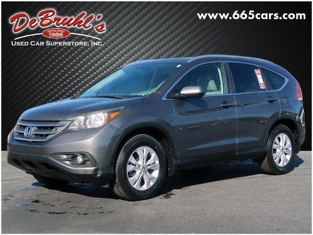 Picture of a used 2013 Honda CR-V EX-L