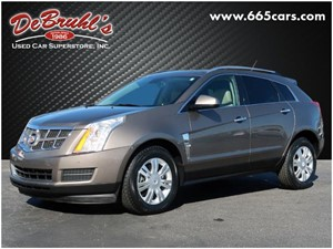 Picture of a 2012 Cadillac SRX Luxury Collection