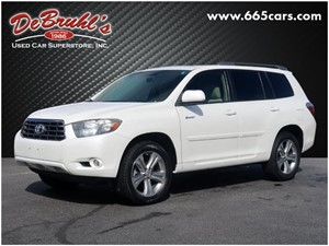 Picture of a 2009 Toyota Highlander Sport