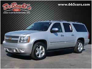 Picture of a 2014 Chevrolet Suburban LTZ 1500