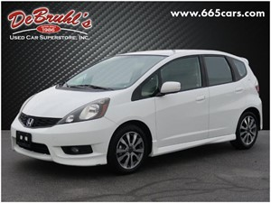 Picture of a 2013 Honda Fit Sport