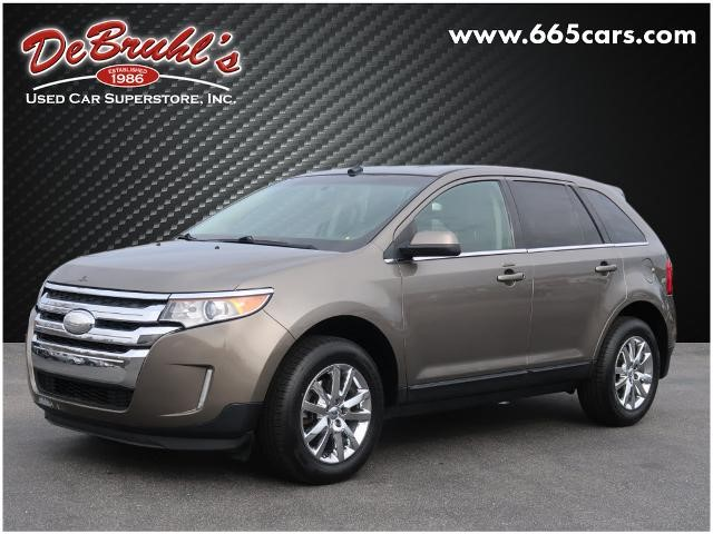 Picture of a used 2014 Ford Edge Limited