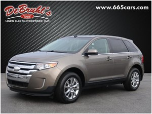 Picture of a 2014 Ford Edge Limited