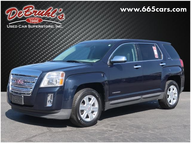 Picture of a used 2015 GMC Terrain SLE-1