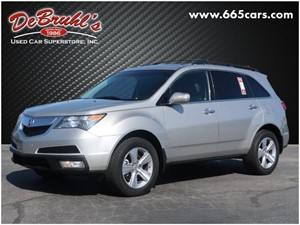 Picture of a 2011 Acura MDX SH-AWD w/Tech