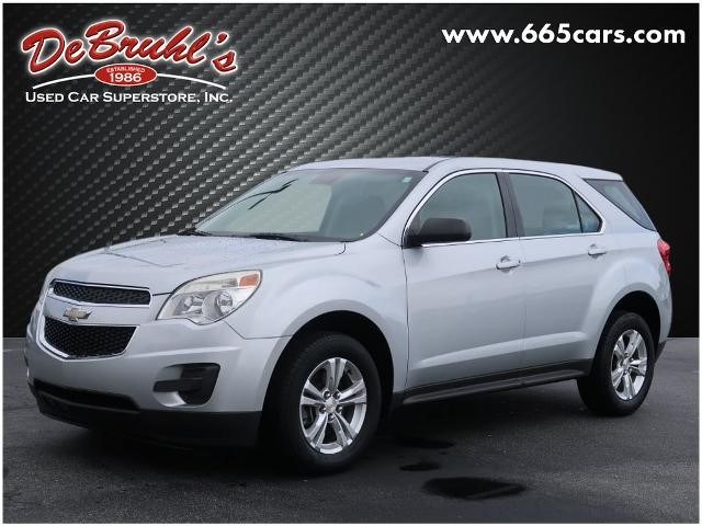 Picture of a used 2014 Chevrolet Equinox LS