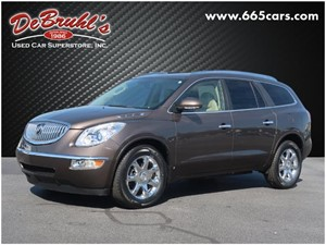 Picture of a 2010 Buick Enclave CXL