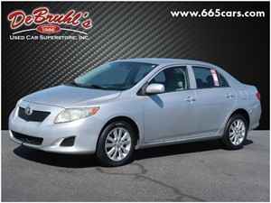 Picture of a 2010 Toyota Corolla LE