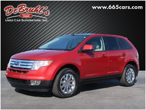 Picture of a 2010 Ford Edge SEL