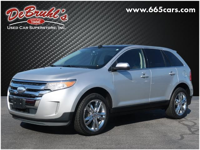 Picture of a used 2011 Ford Edge Limited