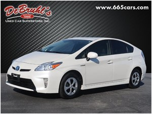 Picture of a 2014 Toyota Prius Two