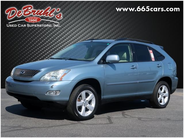 Picture of a used 2007 Lexus RX 350 Base