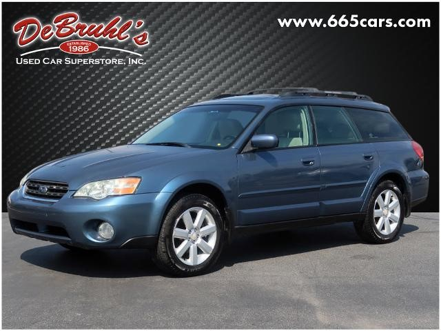 Picture of a used 2006 Subaru Outback 2.5i Limited