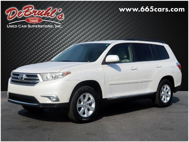 Picture of a used 2011 Toyota Highlander