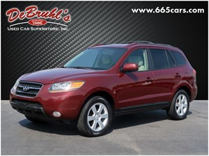 Picture of a 2007 Hyundai Santa Fe SE