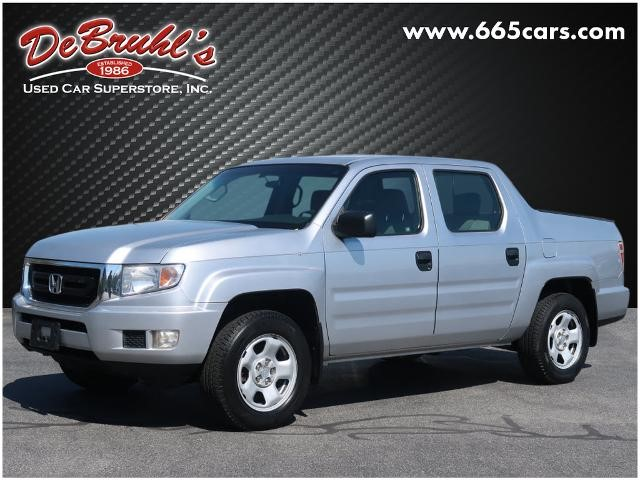 Picture of a used 2011 Honda Ridgeline RT