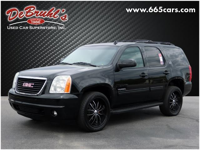 Picture of a used 2012 GMC Yukon SLT
