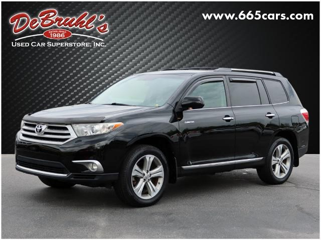Picture of a used 2011 Toyota Highlander Limited