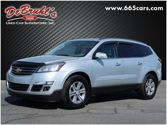 Picture of a used 2015 Chevrolet Traverse LT