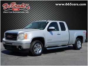 Picture of a 2011 GMC Sierra 1500 SLT