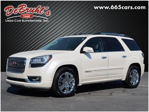 Picture of a 2014 GMC Acadia Denali