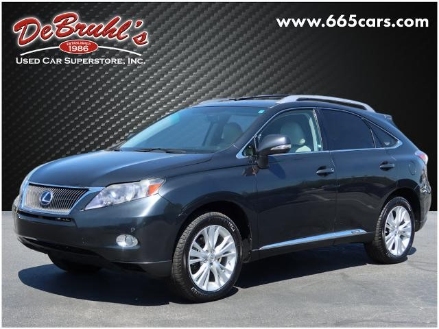Picture of a used 2010 Lexus RX 450h Base