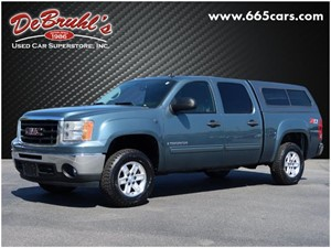Picture of a 2009 GMC Sierra 1500 SLE