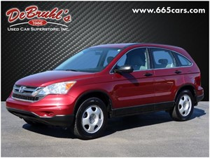 Picture of a 2011 Honda CR-V LX