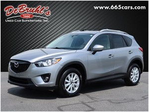 Picture of a 2013 Mazda CX-5 Touring