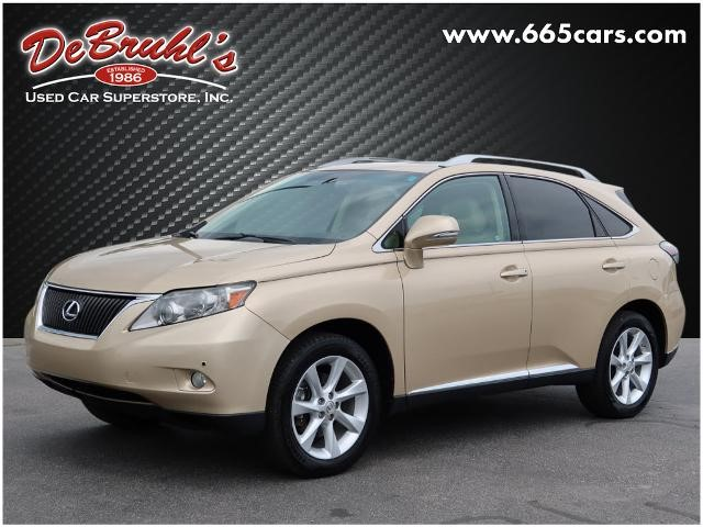 Picture of a used 2010 Lexus RX 350 Base