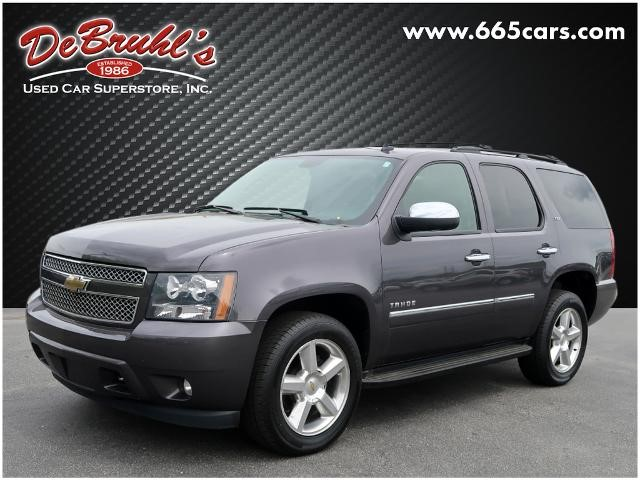 Picture of a used 2011 Chevrolet Tahoe LTZ