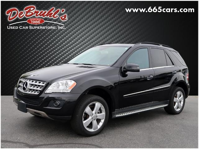 Picture of a used 2011 Mercedes-Benz M-Class ML 350 4MATIC