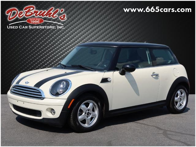 Picture of a used 2008 MINI Cooper Hardtop 2dr Hatchback