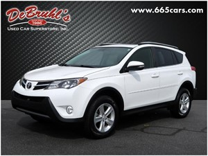 Picture of a 2013 Toyota RAV4 XLE