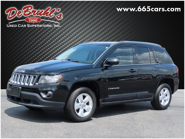 Picture of a used 2014 Jeep Compass Sport