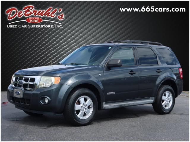 Picture of a used 2008 Ford Escape XLT