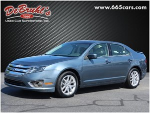 Picture of a 2012 Ford Fusion SEL