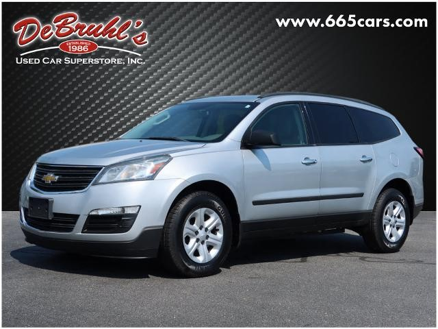 Picture of a used 2014 Chevrolet Traverse LS