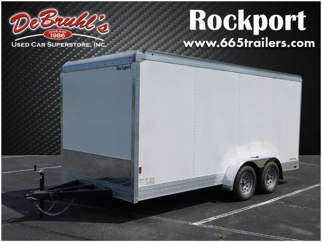 Picture of a used 2022 Rockport 716TA2 Cargo Trailer (New)