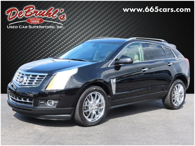 Picture of a used 2013 Cadillac SRX Performance Collection
