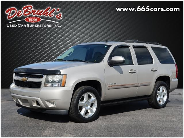 Picture of a used 2007 Chevrolet Tahoe LTZ
