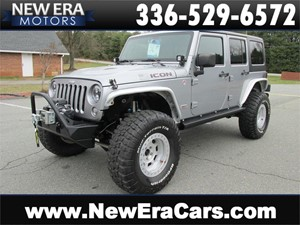 2013 Jeep Wrangler Rubicon 4 door $20K in upgrades Winston Salem NC