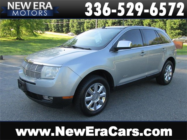 Lincoln MKX AWD Leather! DVD! in Winston Salem